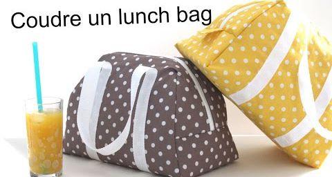 LUNCH BAG(EN FRANCAIS)