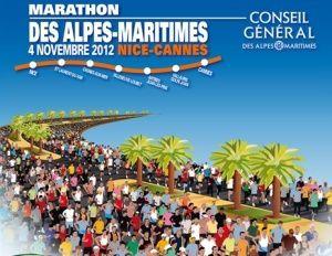 MARATHON DES ALPES-MARITIMES - LES VAINQUEURS 2012