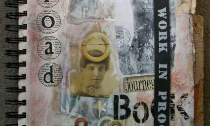 Art journal - Road book