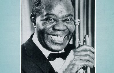 """Louis Armstrong, """"What a wonderful world"""""""