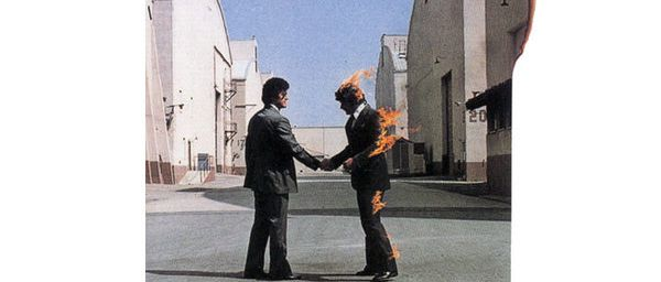 "Pink Floyd, ""Wish you were here"""