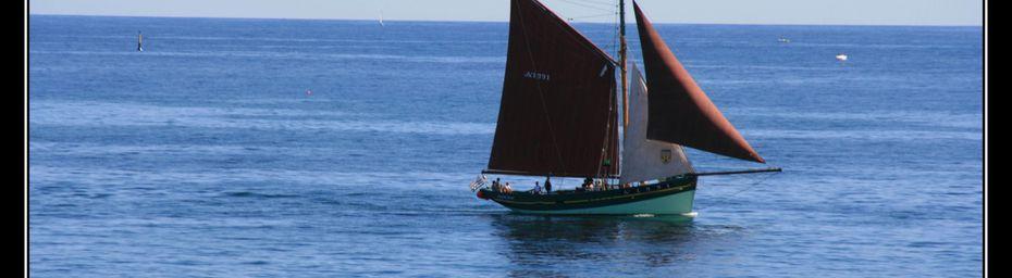 Bretagne : tempête sur le Cap Sizun