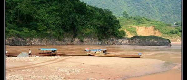 Vietnam : Balade sur la Rivière Noire