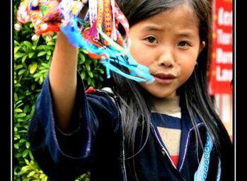 Sourires du Vietnam