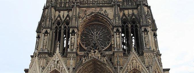 Cathédrale de Reims (51) Marne