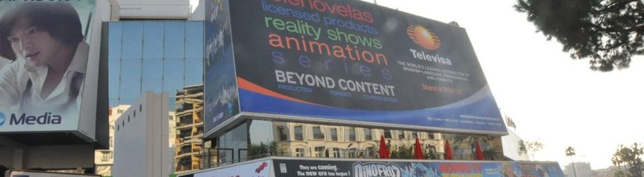 MIPTV A CANNES 2012 - LE MARCHE INTERNATIONAL DE LA TELEVISION