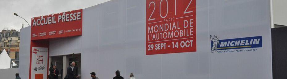 MONDIAL DE L'AUTOMOBILE 2012 A PARIS - LE BILAN