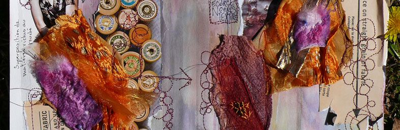 Art journal haute couture - 2