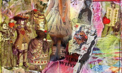 Alice - tag 5 - Partie de croquet