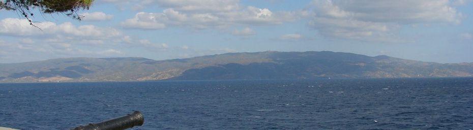Hydra en Grèce.