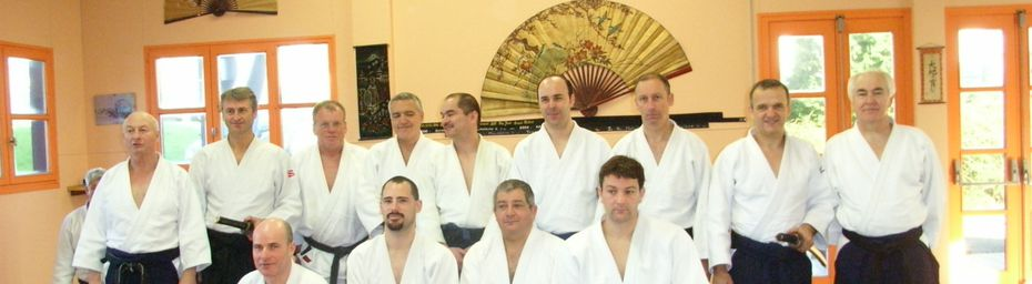 Stage national de JU JUTSU