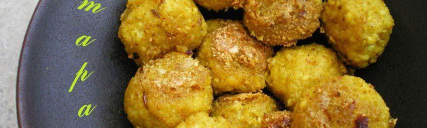 Gnocchis de tofu