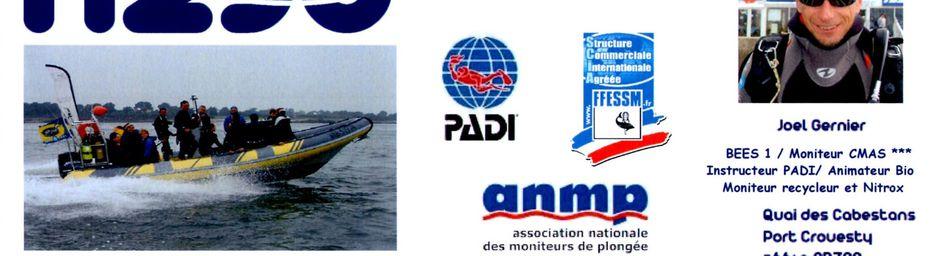 La plongée sous marine en Bretagne sud – Morbihan : H2J0