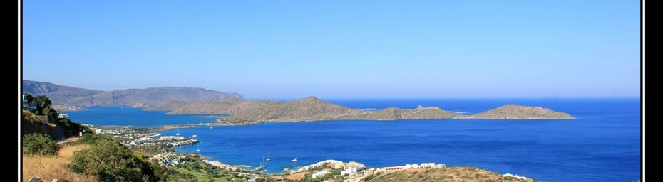 Crète : Spinalonga