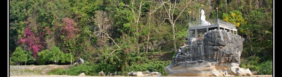 Les temples de Thaïlande