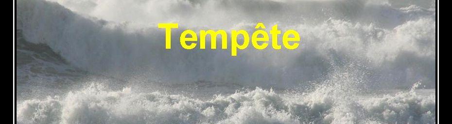Tempête et planche à voile en Bretagne, diaporama PPS