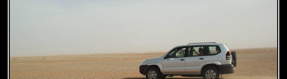 Maroc : vers les dunes de Merzouga
