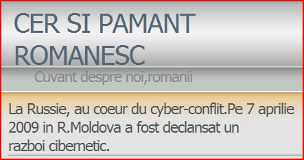 La Guerre cybernétique - Internet et la Russie