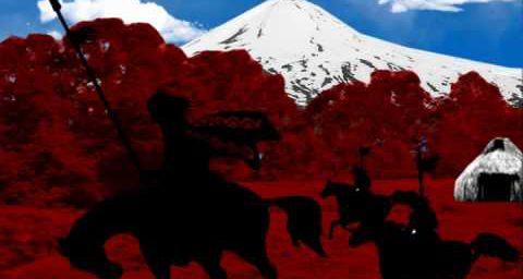 Petite animation (30 secondes) : 500 años represion mapuche