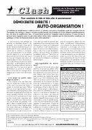 Pour construire la lutte et faire plier le gouvernement : Démocratie directe ! Auto-organisation !