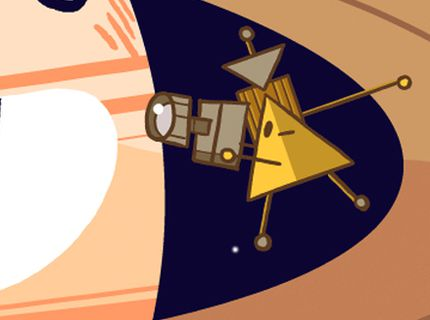 Link About It: NASA's Cassini Mission Gets a...