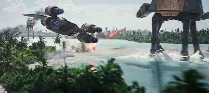 Star Wars – Rogue One : Disney dévoile une ultime bande-annonce explosive