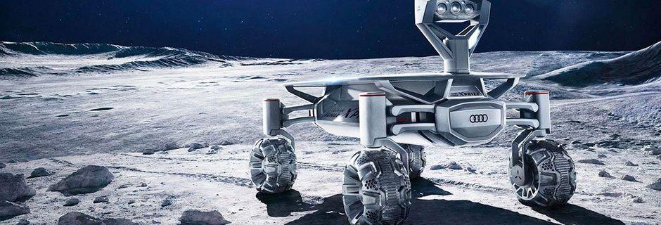 Découvrez l'incroyable engin qu'Audi va envoyer sur la Lune