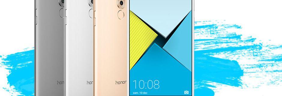 Honor 6x, le smartphone petit prix qui a tout d'un grand