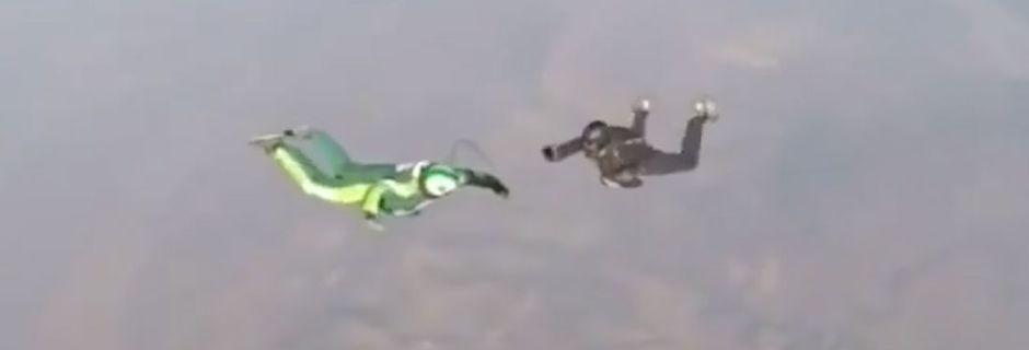 Prodigieux : Luke Aikins réalise le premier saut sans parachute à plus de 7 600 mètres