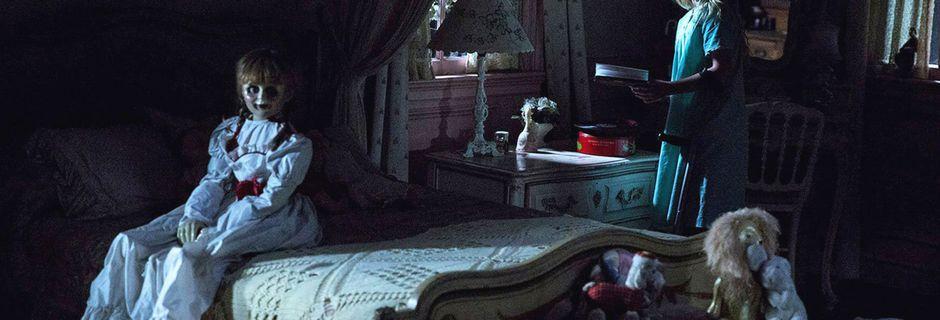 La nouvelle bande-annonce d'Annabelle 2 va vous donner des frissons