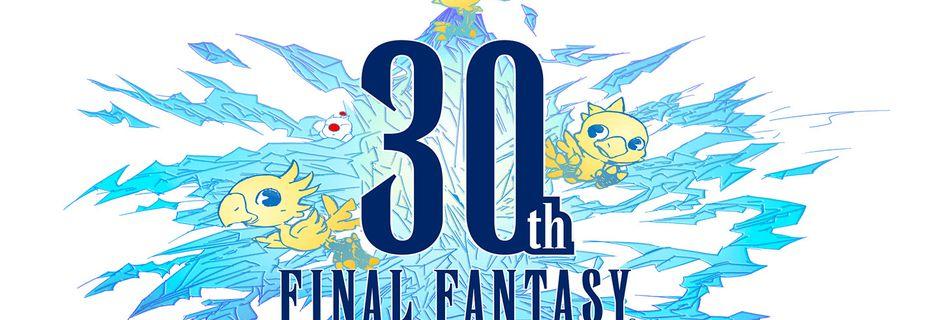1987-2017 : voilà 30 ans que la saga Final Fantasy fait rêver des millions de joueurs