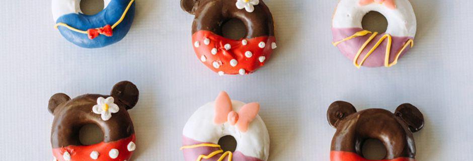 PHOTOS. Des personnages Disney à croquer sous la forme de donuts