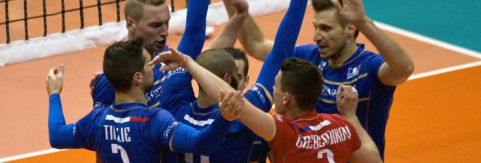 Volley: premier titre international pour l'équipe de France, qui remporte la Ligue mondiale