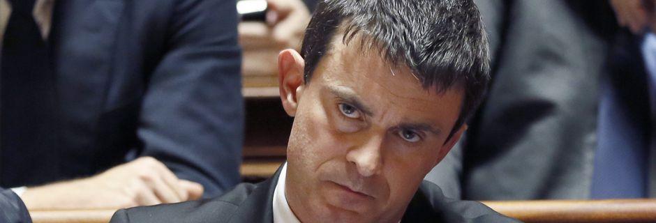 Valls envisage des fusions gauche droite et fait l'unanimité contre lui (sauf au FN)