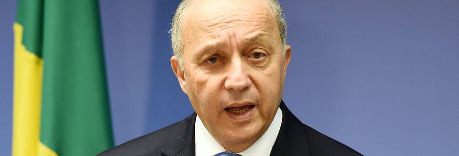 Laurent Fabius n'exclut pas de s'appuyer sur les forces de Bachar al-Assad en Syrie