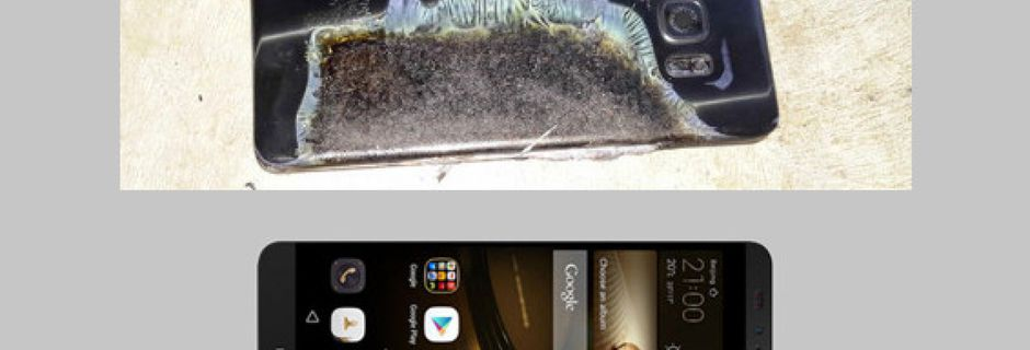 Comment savoir si votre Samsung Galaxy Note 7 a une batterie explosive (et que faire dans ce cas)