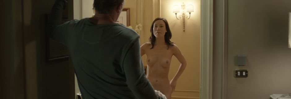 Photos : Olivia Wilde nue dans The third person