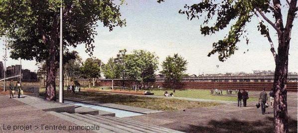 Deux nouveaux jardins à La Chapelle