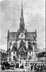 Un lien intéressant en relation avec notre quartier La Chapelle