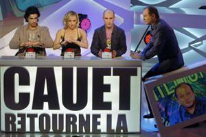 Cauet retourne la télé avec 30 stars le 9 mai à 20h50 sur TF1 !