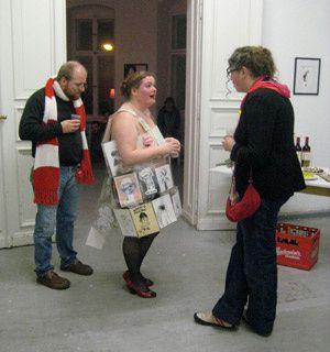 Kleid @ Herma Auguste Wittstock. 2008. Berlin
