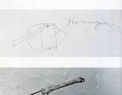 Stummes Gramophon @ Joseph Beuys. 1958