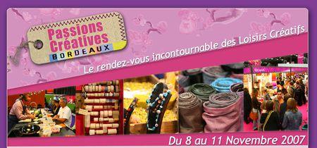 Direction Bordeaux ... Bonjour les Merveilles !!!