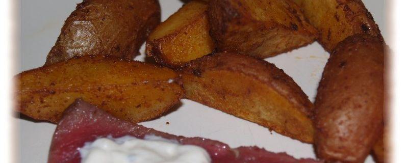 Pommes de Terre au Paprika