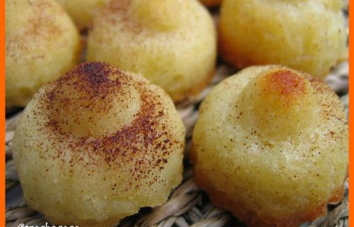BOUCHEES COCO-CANNELLE