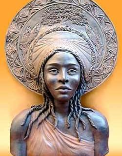 QUEEN CALAFIA : HISTORY OF THE ORIGINAL BLACK CALIFORNIANS - by Robert Cunningham