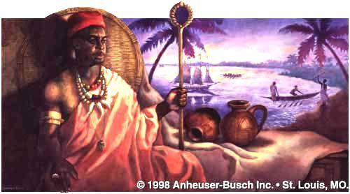 JA JA KING OF THE OPOBO (1821-1891)