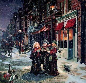 I'm dreaming of a whiiiiiiiiiiiiiite Christmasssssss !