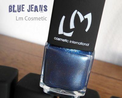 Baggy - Collection Blue Jeans - Lm Cosmetic