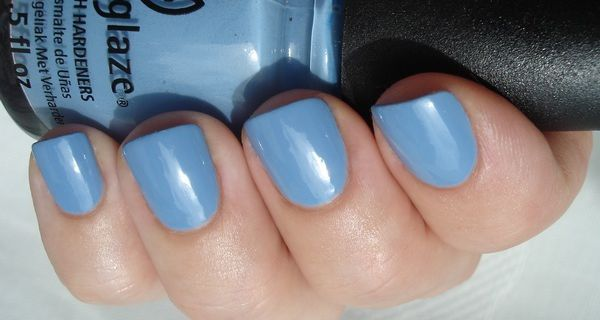 China Glaze - Electric Beat - Collection Electropop